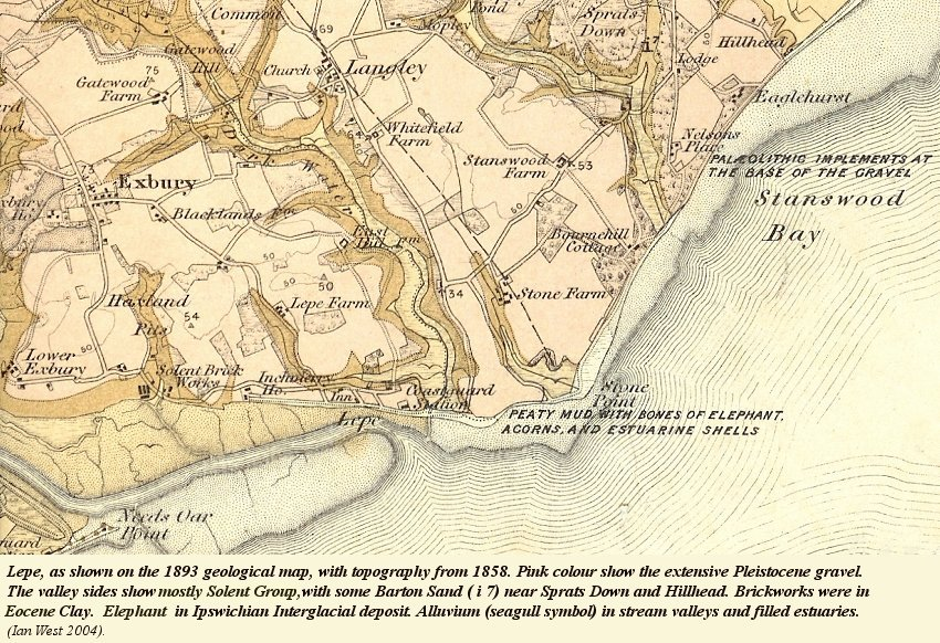 Lepe-old-map