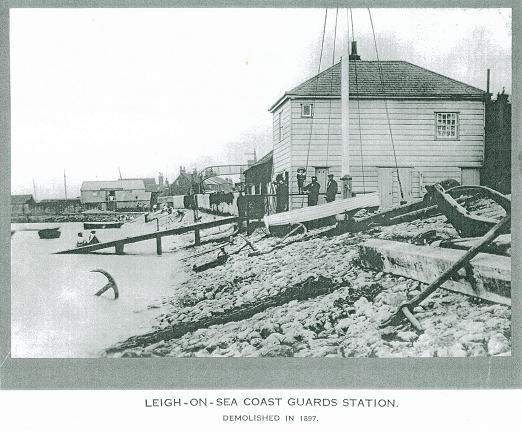 Leigh on Sea Coastguard