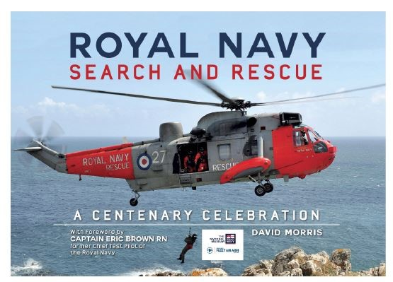 Royal Navy Search And Rescue Book Offer
